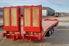 (3) Hydraulic Bi-Folding Ramps (24K GVW or greater)