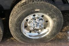 4. Durabrite Aluminum Wheels