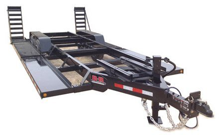 14-16 sprayer trailer